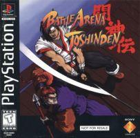 PSX PS1 Battle Arena Toshinden