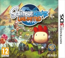 Nintendo 3DS Scribblenauts Unlimited
