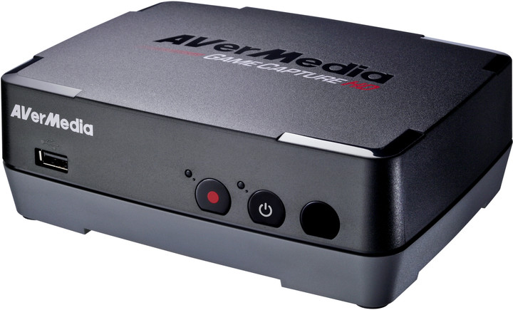 [PS3][Xbox 360][Wii] AVerMedia Game Capture HD - externí nahrávací zařízení