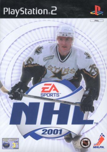 PS2 NHL 2001 (DE)