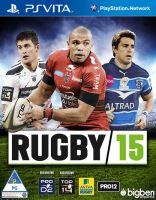 PS Vita Rugby 15