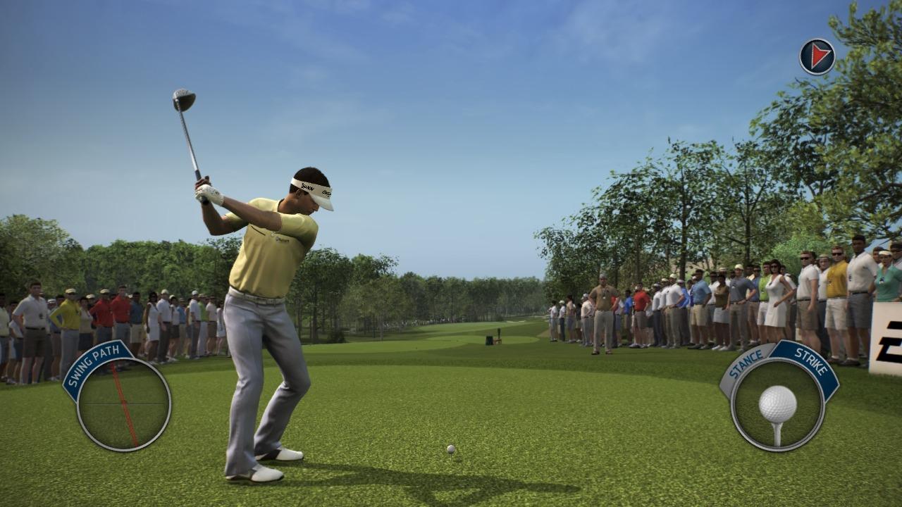 Xbox 360 Tiger Woods PGA Tour 14
