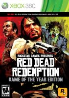 Xbox 360 Red Dead Redemption GOTY (nová)