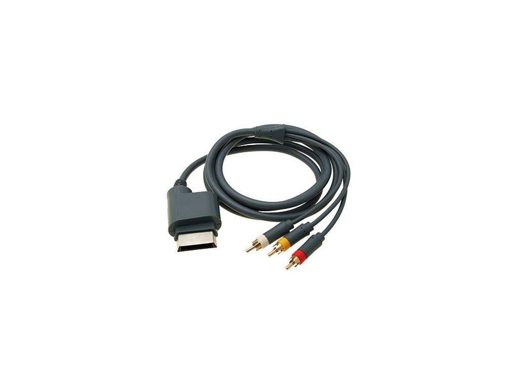 [Xbox 360] SLIM AV Kabel