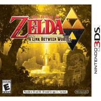 Nintendo 3DS The Legend of Zelda: A Link Between Worlds (nová)