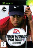 Xbox Tiger Woods PGA Tour 2004