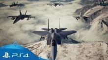 PS4 Ace Combat 7: Skies Unknown (nová)