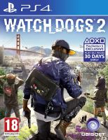 PS4 Watch Dogs 2 (CZ)