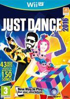 Nintendo Wii U Just Dance 2016