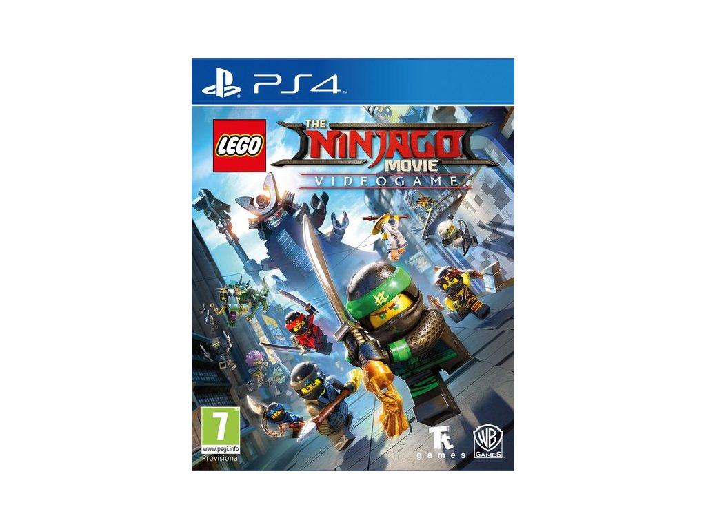 PS4 Lego The Ninjago Movie Videogame (nová)