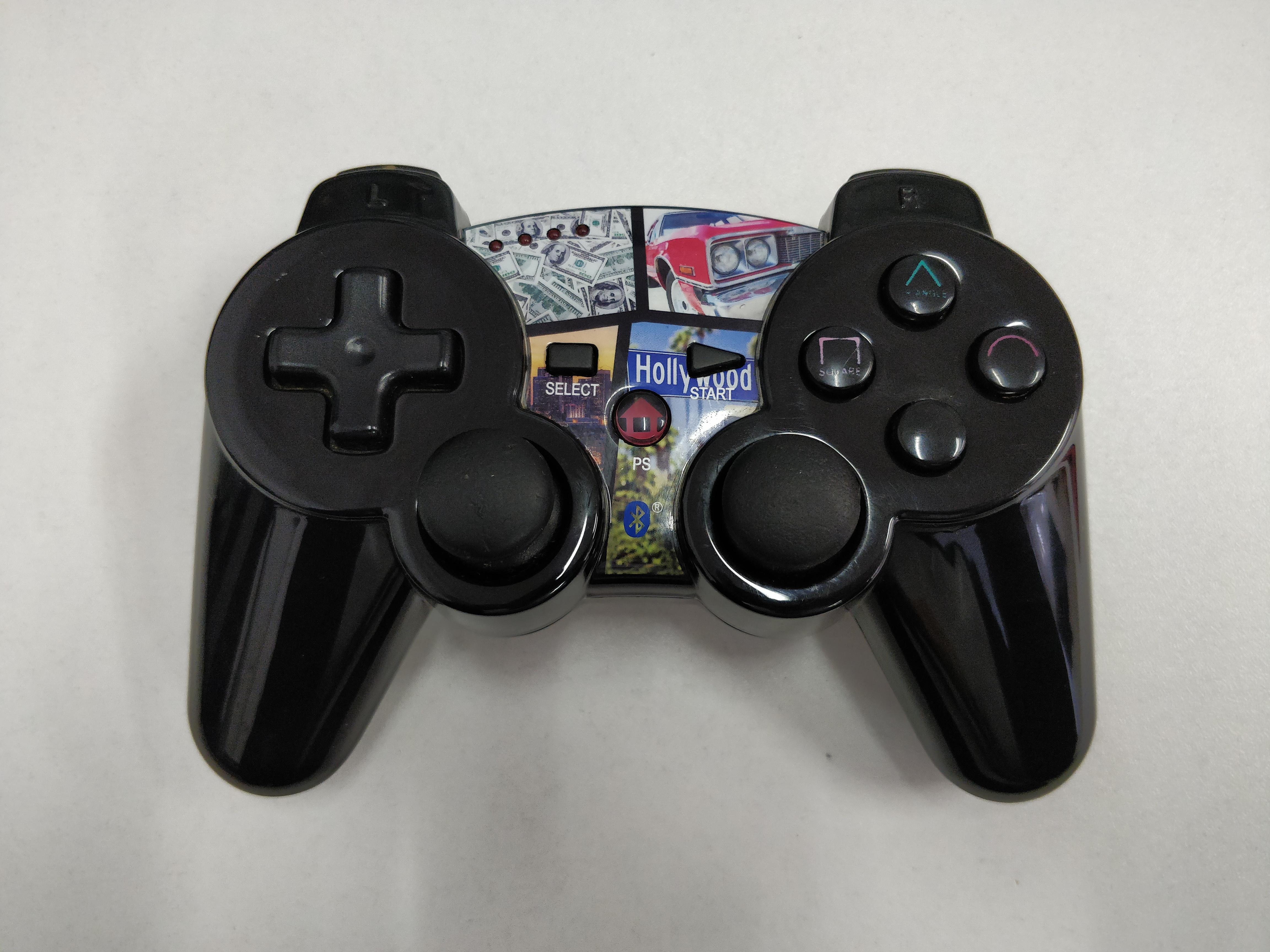 [PS3] Bezdrátový Ovladač BigBen - California (estetická vada)