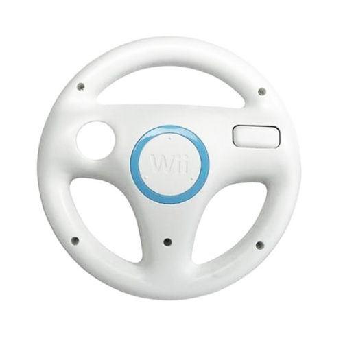 [Nintendo Wii] Wheel - bílá