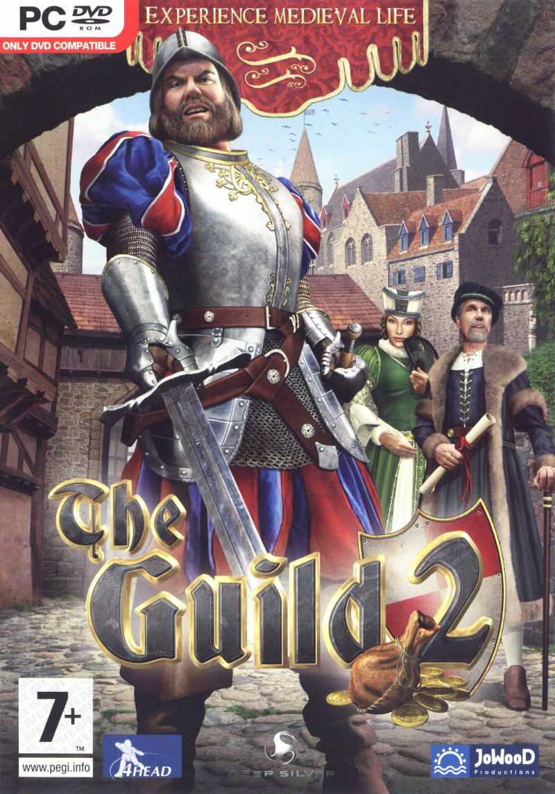 PC Score DVD - The Guild 2 (CZ)