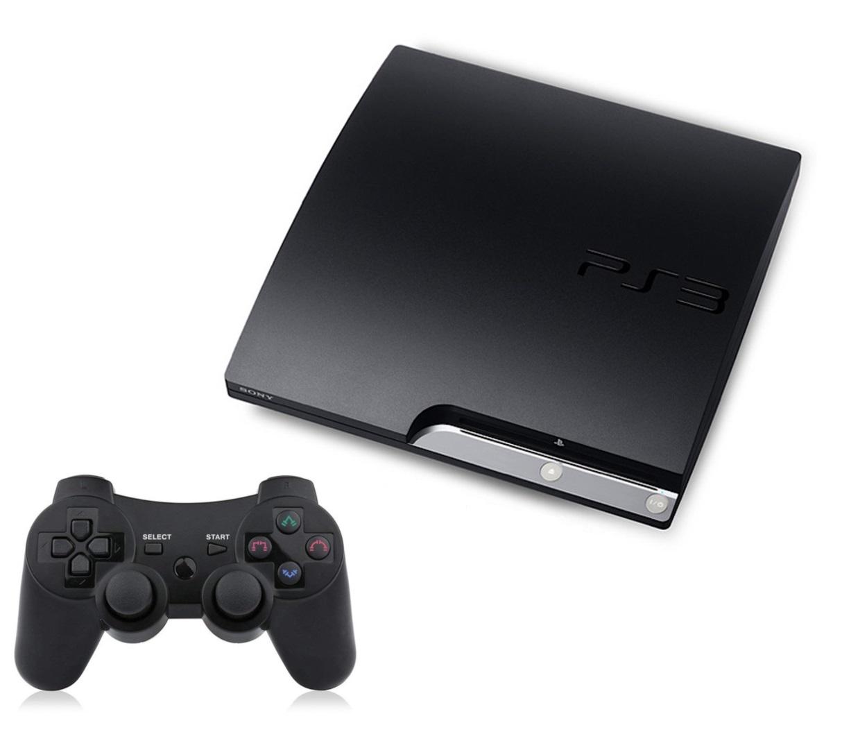 PlayStation 3 Slim 120/160 GB (A)