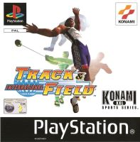 PSX PS1 International Track and Field