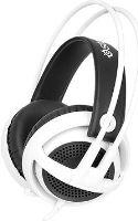 [PS4|PC] Headset SteelSeries Siberia v3 - bílá (estetická vada)