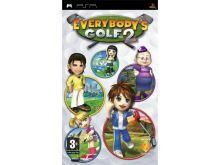 PSP Everybody's Golf 2