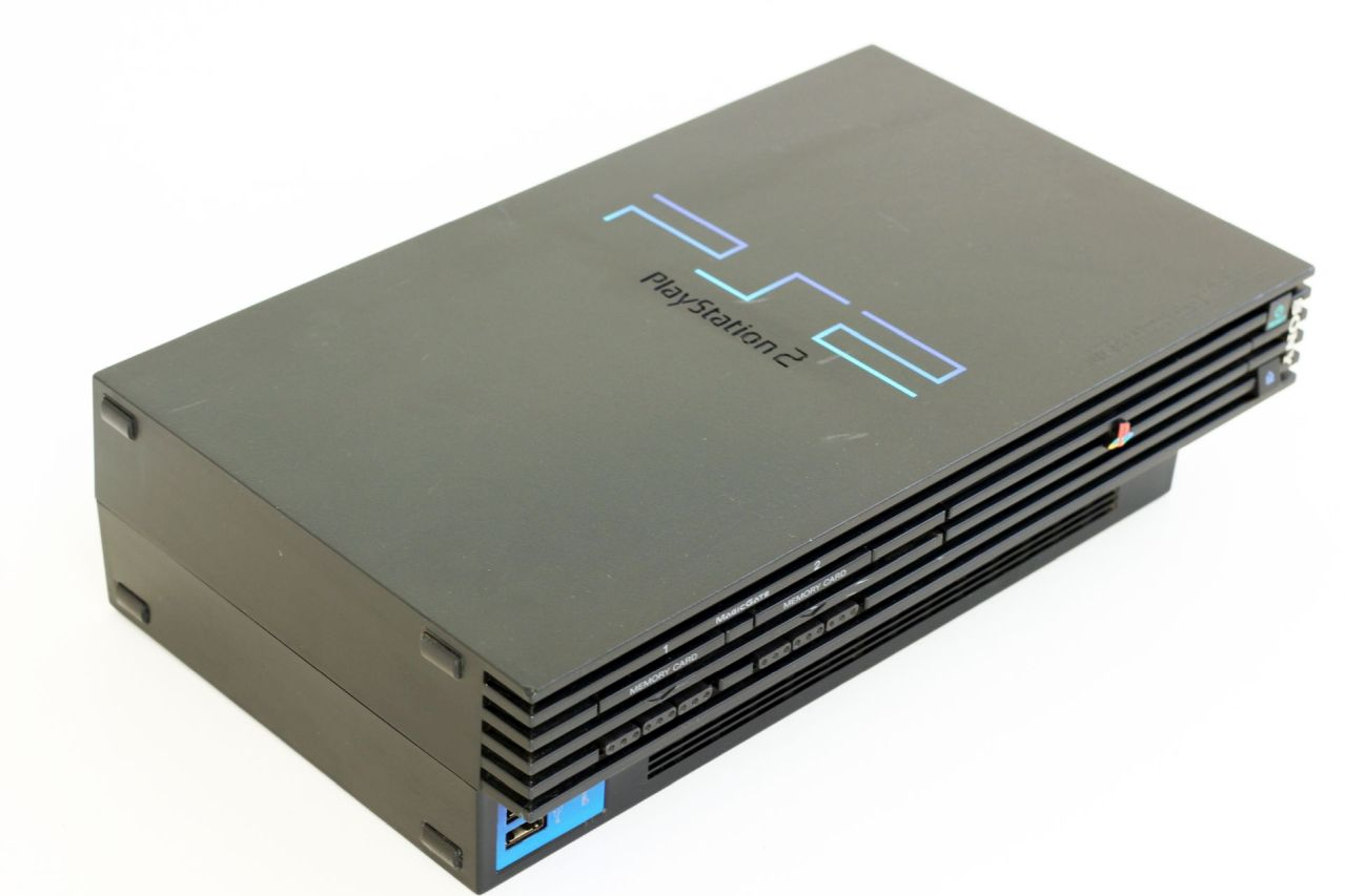 PlayStation 2 Fat (B)