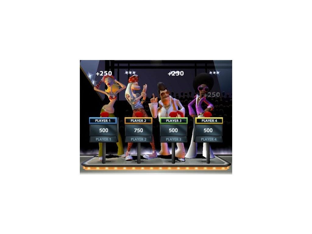 PS2 Buzz! - Hudobné Kvíz