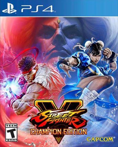 PS4 Street Fighter V Champion Edition (nová)