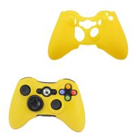[Xbox 360] Protiskluzový Návlek Na Ovladač (žlutý)