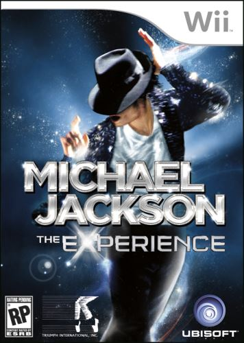 Nintendo Wii Michael Jackson The Experience