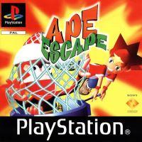 PSX PS1 Ape Escape