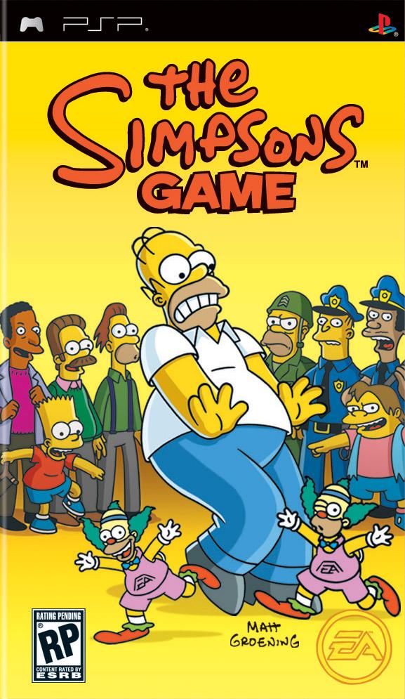 pornografii Simpsona