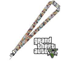 Klíčenka GTA 5 Grand Theft Auto V (nový)