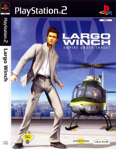 PS2 Largo Winch