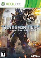 Xbox 360 Transformers 3 Dark Of The Moon