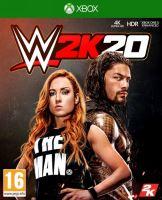 Xbox One WWE 2K20 (nová)
