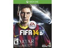 Xbox One FIFA 14 2014
