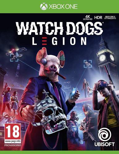 Xbox One Watch Dogs 3 Legion (nová)