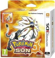 Nintendo 3DS Pokémon Sun Fan Edition + Steelbook (nová)