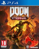 PS4 Doom Eternal (nová)