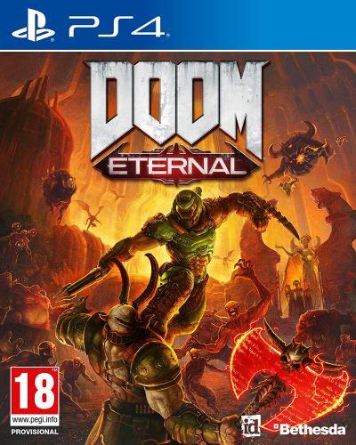 PS4 Doom Eternal (nová)