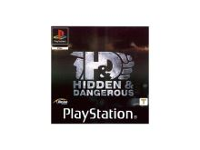 PSX PS1 Visible and Dangerous (1110)
