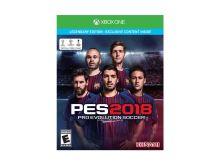 Xbox One PES 18 Pro Evolution Soccer 2018 Legendary Edition (nová)