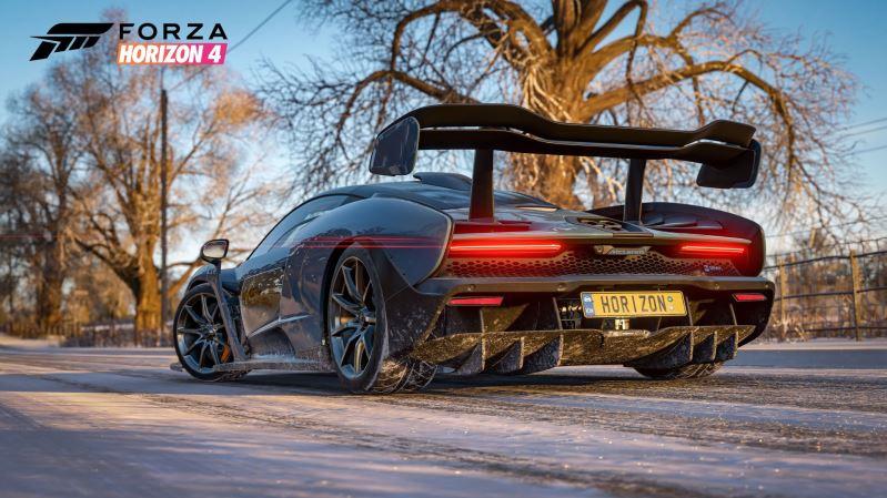 Voucher Xbox One Forza Horizon 4 (CZ)