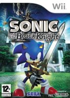 Nintendo Wii Sonic and the Black Knight