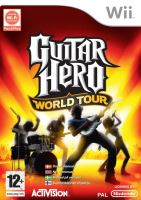 Nintendo Wii Guitar Hero World Tour (pouze hra)