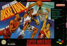 Nintendo SNES World League Basketball