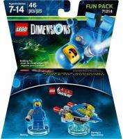 Lego Dimensions 71214 Fun Pack: Benny (nové)