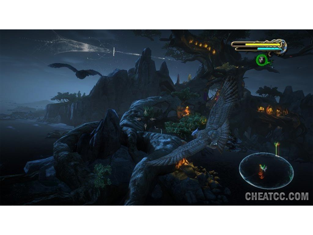Xbox 360 Legend of the Guardians, Legenda o sovích strážcích