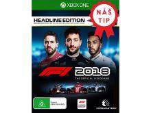 Xbox One F1 2018 - Headline Edition (nová)