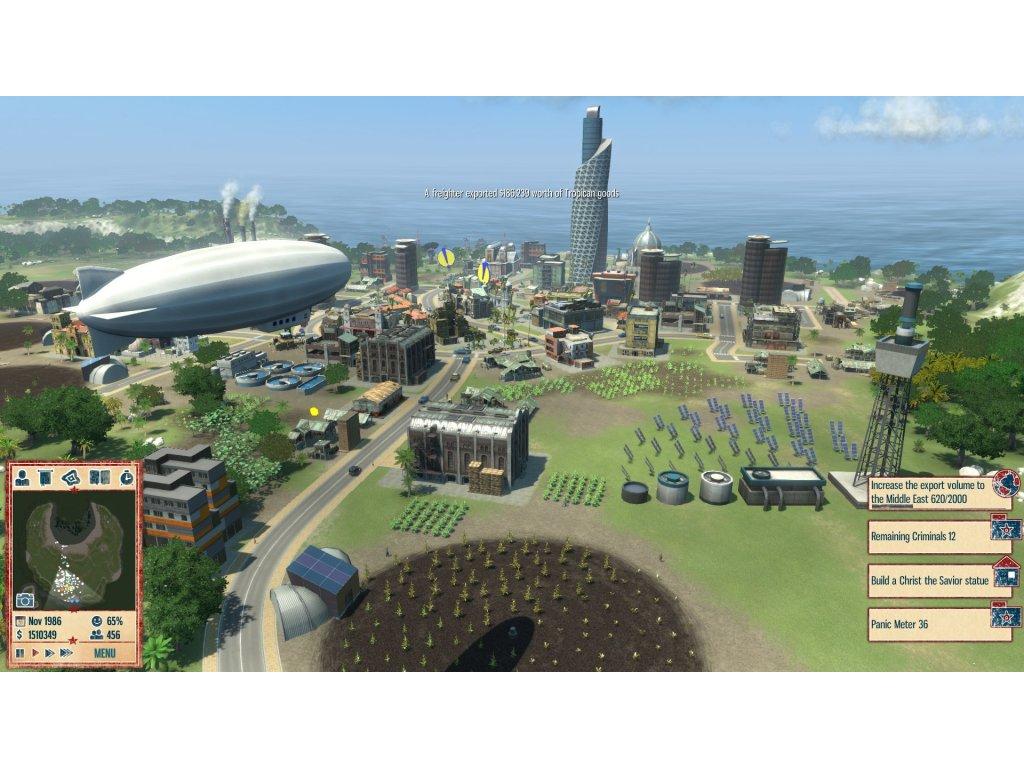 Xbox 360 Tropico 4