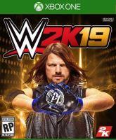 Xbox One WWE 2K19 (nová)