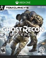 Xbox One Tom Clancy's Ghost Recon Breakpoint (CZ) (nová)