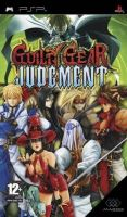 PSP Guilty Gear Judgment